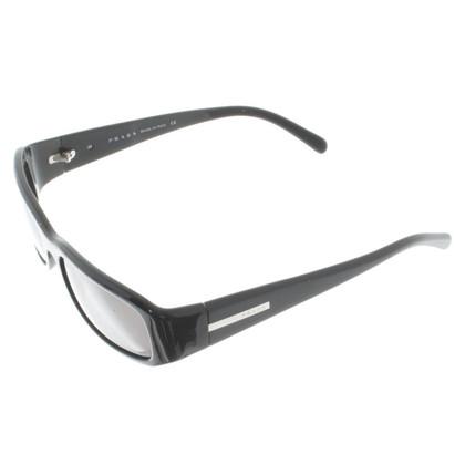 Prada Sunglasses with mirrored lenses