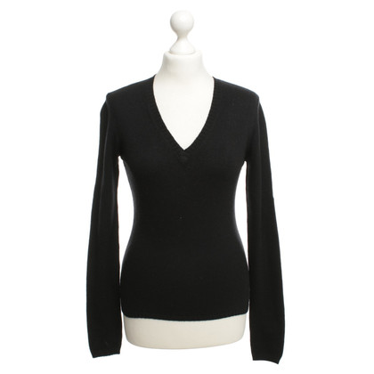 Strenesse Cashmere sweater in black