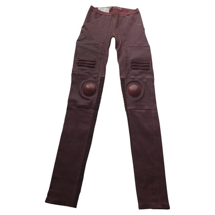 Rick Owens leather pants