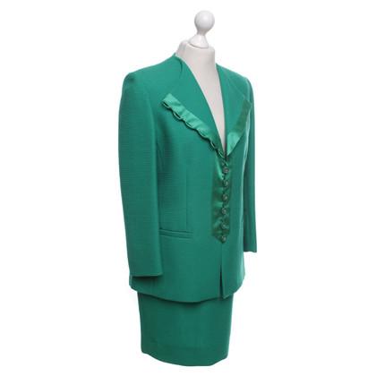 Valentino Costume in green