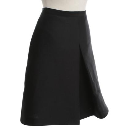 Burberry skirt in black
