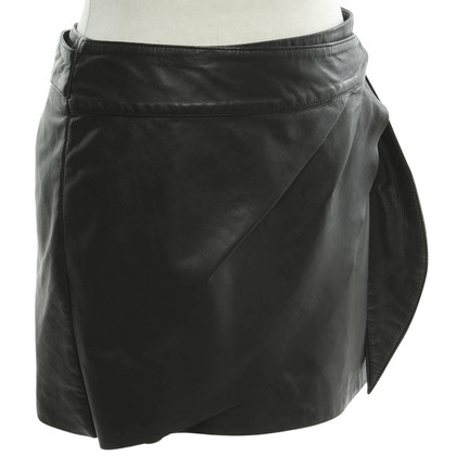 Other Designer Nue 19.04 - skirt made of leather