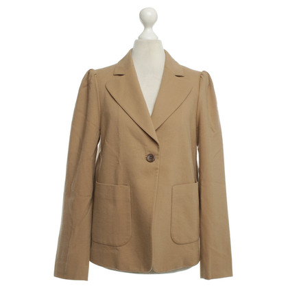 See by Chloé Camel colored wool blazer