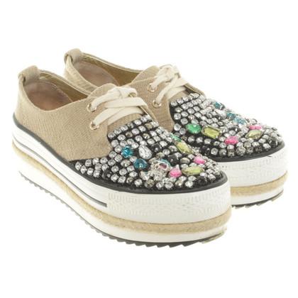 Patrizia Pepe Platform sneakers