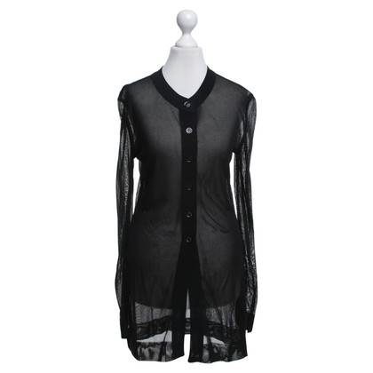 Hervé Léger Cardigan in black