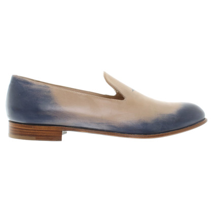 Fratelli Rossetti Slipper in beige / blue