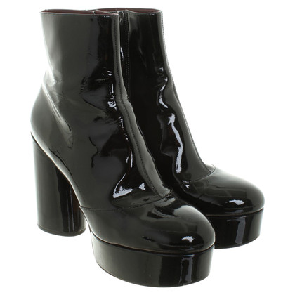 Marc Jacobs Ankle boots made of patent leather
