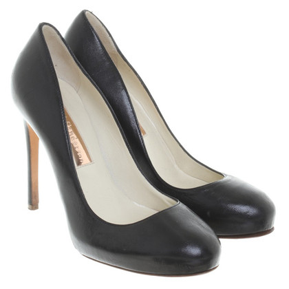 Rupert Sanderson pumps in black