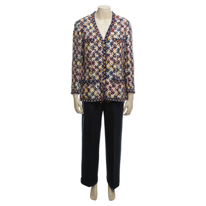Chanel Haute Couture completo pantalone