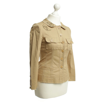 Philosophy di Alberta Ferretti Jacket in beige