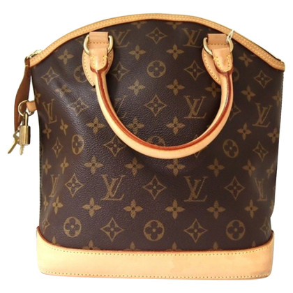 "Louis Vuitton ""Lockit PM Monogram Canvas"""