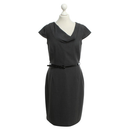 Calvin Klein Schede jurk in grijs