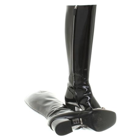 Gucci Stiefel in Schwarz Schwarz Spielraum Bester Verkauf Bester Shop Zum Kauf 2018 Unisex Zum Verkauf Billigster Günstiger Preis CbNoVxj6Hr
