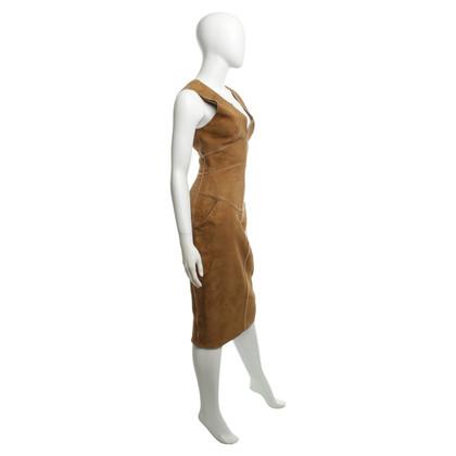 Chanel Kleid aus Leder
