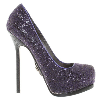 3.1 Phillip Lim High Heels in purple
