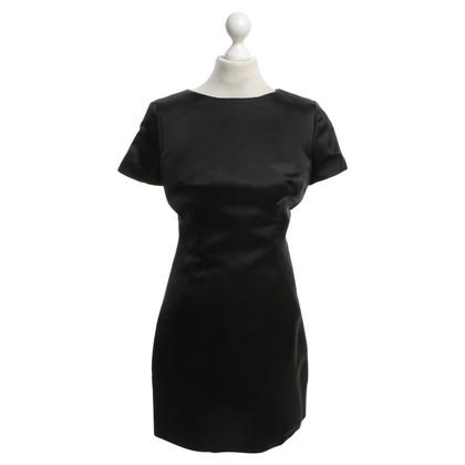 Dolce & Gabbana Silk dress in black