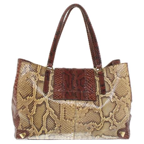Dolce & Gabbana Handtasche aus Pythonleder Bunt / Muster Günstig Kaufen Geniue Händler X18WO