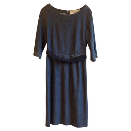 Max Mara Kleid aus Denim