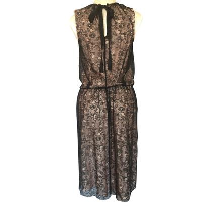 D&G Kant/zijden jurk