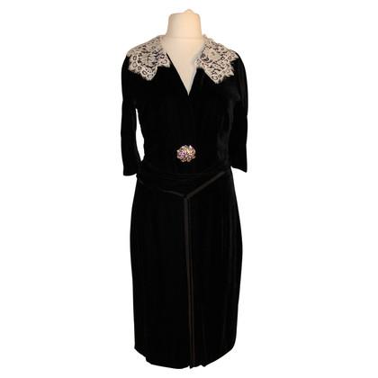 Dolce & Gabbana Velvet dress