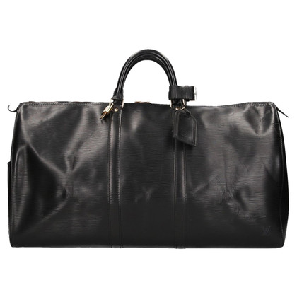 "Louis Vuitton ""Keepall 55 Epi Leather"""
