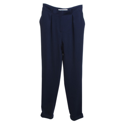 Cacharel Blue crepe pants