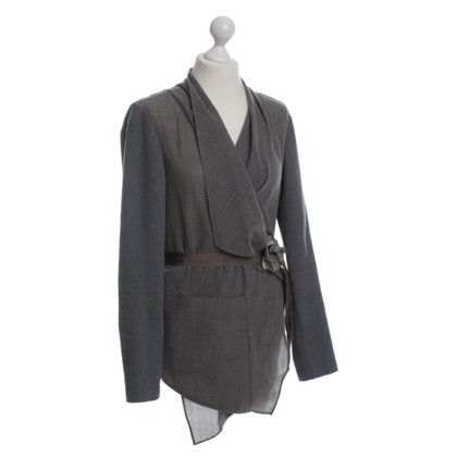Brunello Cucinelli Jacket in grey