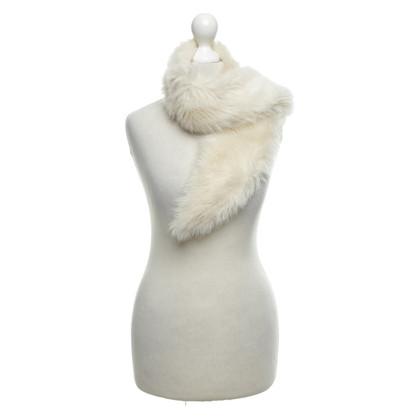 Dolce & Gabbana Schal in Weiß