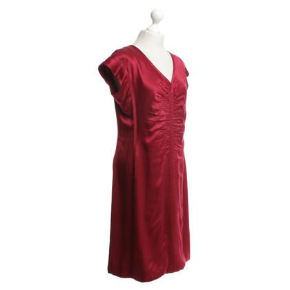 Windsor zijden jurk in het donker