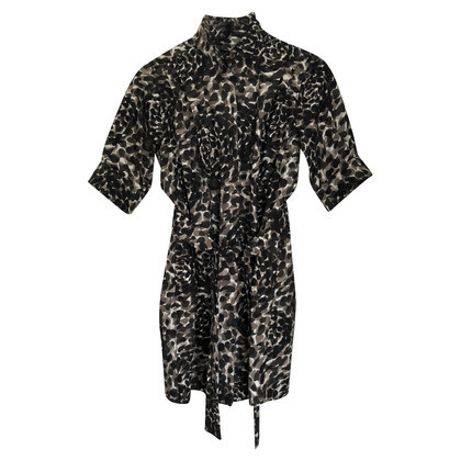 DKNY Tunic with jungle pattern