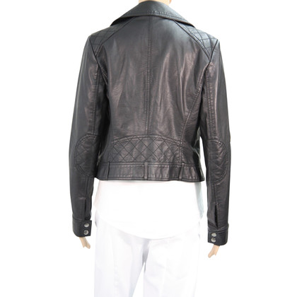 French Connection Jacket in leather look