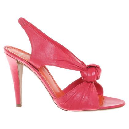 Moschino Sandaletten in Pink