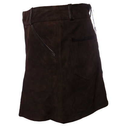 Filippa K skirt with leather details