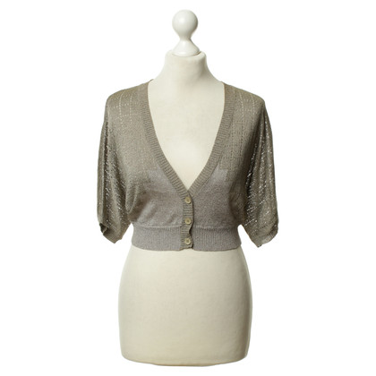 By Malene Birger Bolero with buttons