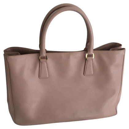 Prada Handbag in Nude