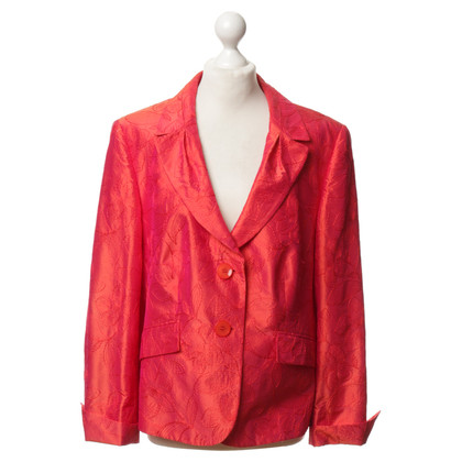 Basler Blazer made of silk