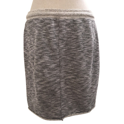 Rich & Royal Grey Jersey skirt