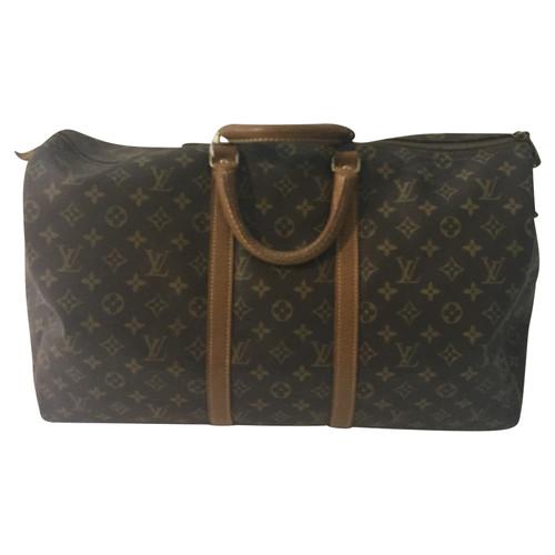 Louis Vuitton Keepall 50 Monogram Canvas - Acheter Louis Vuitton ... bcd449f2bfe