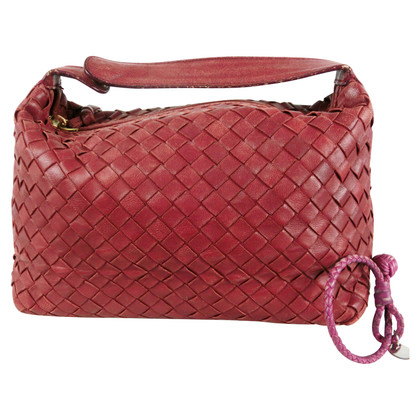 Bottega Veneta clutch with bracelet
