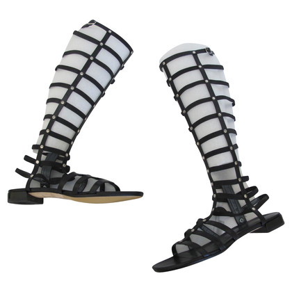 Stuart Weitzman Gladiator-style sandals
