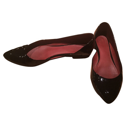 Bottega Veneta Ballerinas Patent Leather