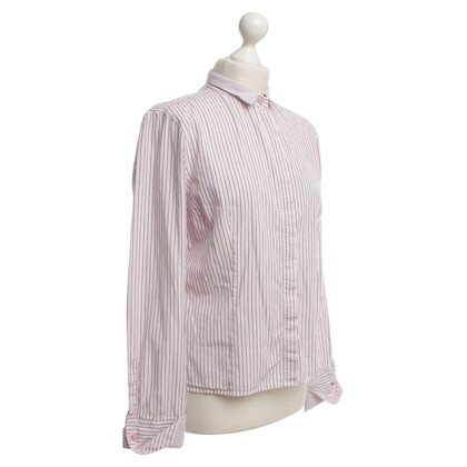Brunello Cucinelli Blouse with pinstripe pattern