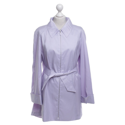 Mugler Coat in lilac