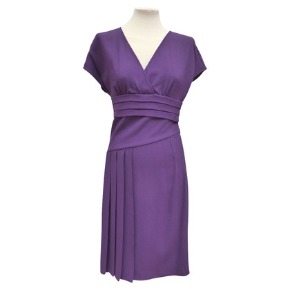Christian Dior Dress with yoke and folds