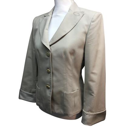 Armani Collezioni grijze blazer