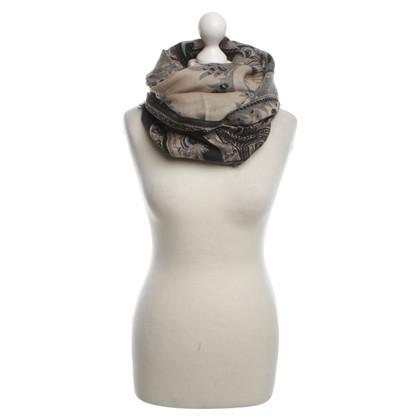 Etro sciarpa di cachemire con motivo paisley