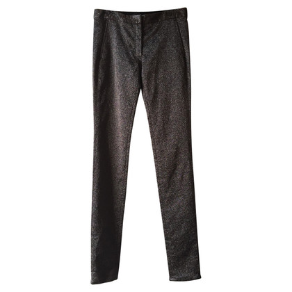 Alexander Wang Pantalon long avec garniture de paillettes