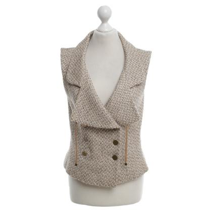 Chanel Vest in Beige