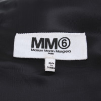 Maison Martin Margiela for H&M Leather jacket in brown