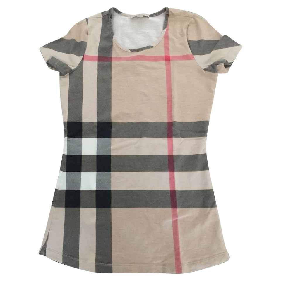 Burberry burberry shirt buy second hand burberry for Burberry shirt size chart